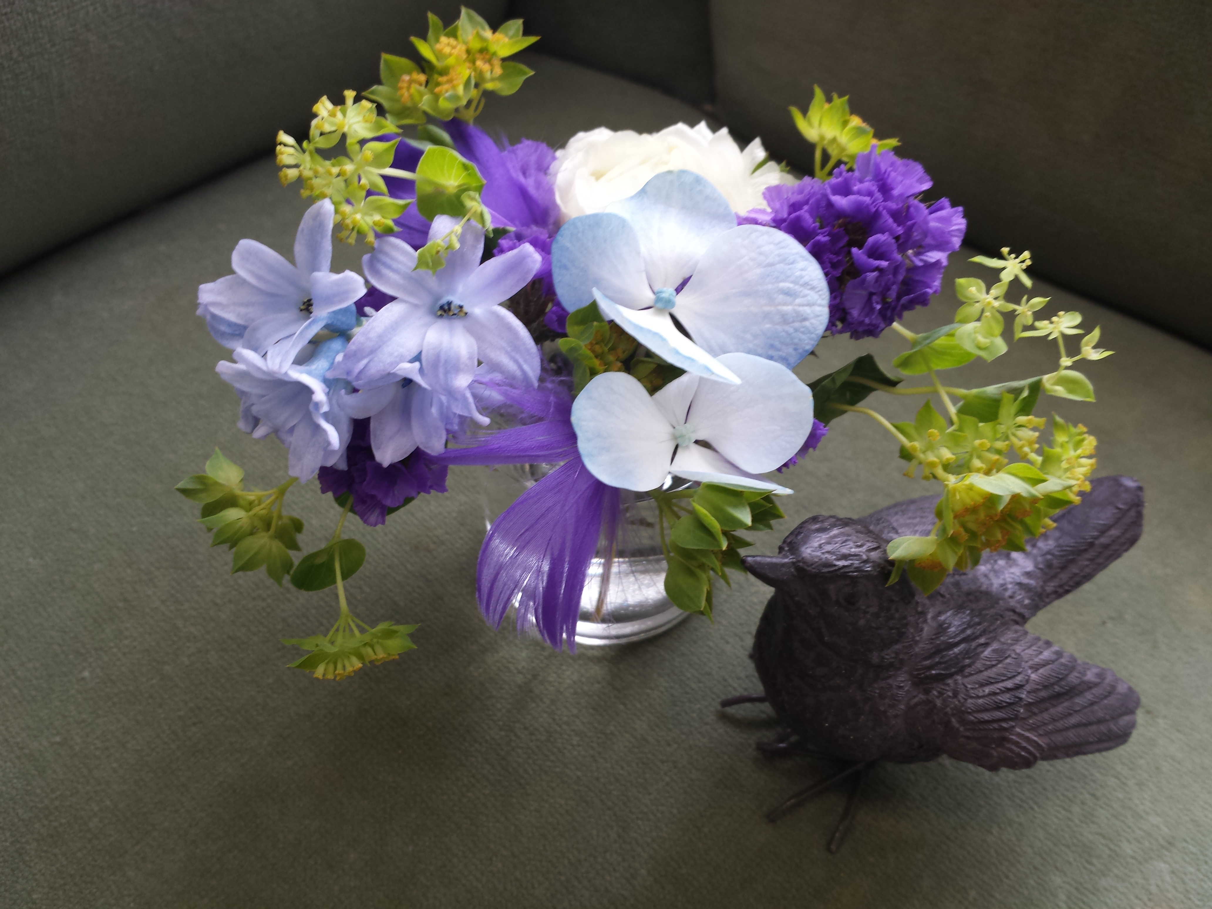 That's Fabulous Friday- Spring Weddings, Flowering Branch Event and Feathering Sparrow's Nest!
